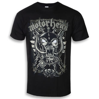 t-shirt metal uomo Motörhead - Spiderwebbed Warpig - ROCK OFF, ROCK OFF, Motörhead