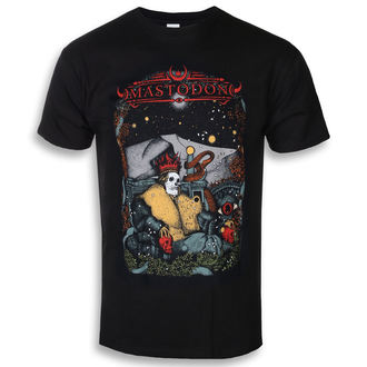 t-shirt metal uomo Mastodon - Seated Soverign - ROCK OFF, ROCK OFF, Mastodon
