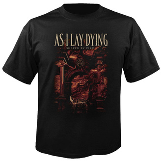 t-shirt metal uomo As I Lay Dying - Shaped by fire - NUCLEAR BLAST, NUCLEAR BLAST, As I Lay Dying