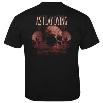 t-shirt metal uomo As I Lay Dying - Skulls - NUCLEAR BLAST, NUCLEAR BLAST, As I Lay Dying