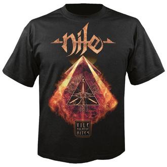 t-shirt metal uomo Nile - Vile nilotic rites - NUCLEAR BLAST, NUCLEAR BLAST, Nile