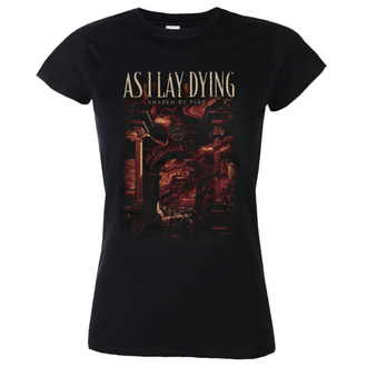 t-shirt metal donna As I Lay Dying - Shaped by fire - NUCLEAR BLAST, NUCLEAR BLAST, As I Lay Dying