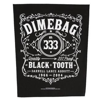 toppa grande DIMEBAG DARRELL - BLACK TOOTH - RAZAMATAZ, RAZAMATAZ, Dimebag Darrell
