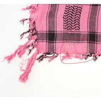 fazzoletto ARAFAT - palestina - cranio 29 - rosa - DANNEGGIATO