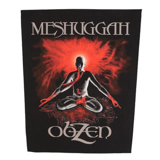 toppa grande MESHUGGAH - OBZEN - RAZAMATAZ, RAZAMATAZ, Meshuggah