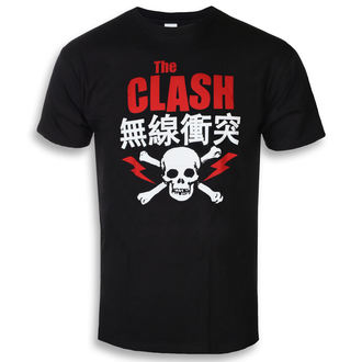 t-shirt metal uomo Clash - BOLT RED - PLASTIC HEAD, PLASTIC HEAD, Clash
