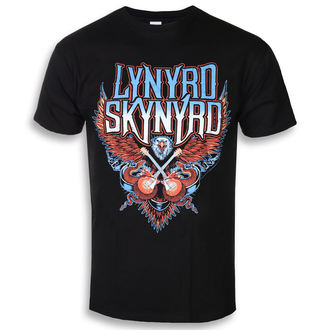 t-shirt metal uomo Lynyrd Skynyrd - Crossed Guitars - PLASTIC HEAD, PLASTIC HEAD, Lynyrd Skynyrd
