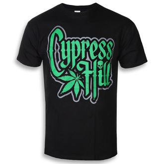 t-shirt metal uomo Cypress Hill - LOGO - PLASTIC HEAD, PLASTIC HEAD, Cypress Hill
