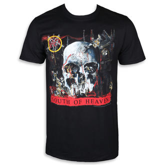 t-shirt metal Slayer - South Of Heaven - PLASTIC HEAD, PLASTIC HEAD, Slayer
