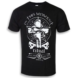 t-shirt metal uomo In This Moment - SERPENT LOGO - PLASTIC HEAD, PLASTIC HEAD, In This Moment