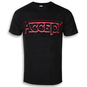 t-shirt metal uomo Accept - LOGO 1 - PLASTIC HEAD, PLASTIC HEAD, Accept