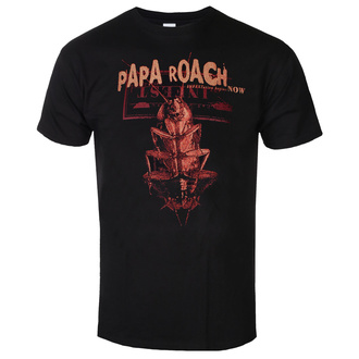 Maglietta da uomo Papa Roach - We Are Going To Infest - Nero - KINGS ROAD, KINGS ROAD, Papa Roach