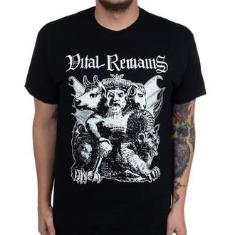 Maglietta da uomo Vital Remains - Asmodaeus - Nero - INDIEMERCH, INDIEMERCH, Vital Remains