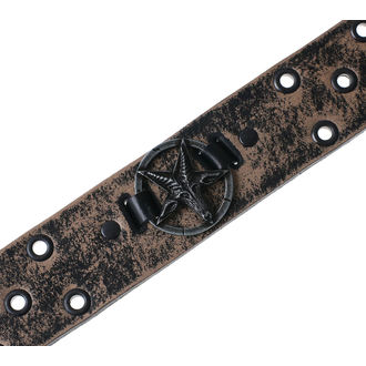 Cintura Baphomet - brown - LSF2 31