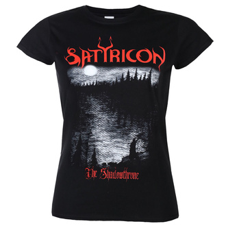 t-shirt metal donna Satyricon - Shadowthrone - NNM, NNM, Satyricon