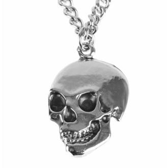 Collana con pendente Cranio, FALON