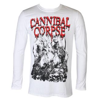 t-shirt metal uomo Cannibal Corpse - PILE OF SKULLS 2018 - PLASTIC HEAD, PLASTIC HEAD, Cannibal Corpse