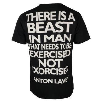 t-shirt unisex - LaVey - BELIAL, BELIAL