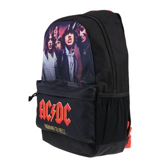 Zaino  AC/DC  - HIGHWAY TO HELL - CLASSICO, NNM, AC-DC