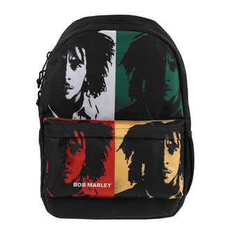 Zaino BOB MARLEY - POP ART - CLASSICO, NNM, Bob Marley