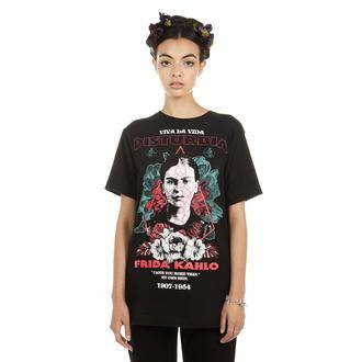 t-shirt hardcore unisex - Frida Viva - DISTURBIA, DISTURBIA