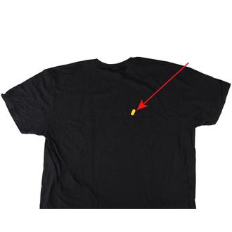 Maglietta da uomo KISS - COLOUR GRADIENT LOGO - PLASTIC HEAD, PLASTIC HEAD, Kiss
