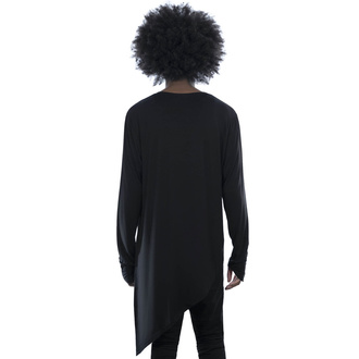 Maglietta da uomo con maniche lunghe KILLSTAR - Azazel Asymmetrical, KILLSTAR