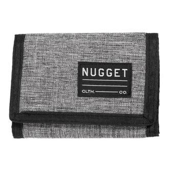 Portafoglio NUGGET - EVERLONG - B - 1/26/38 - Erica Grigio Nero, NUGGET