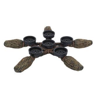 Portacandele (decorazione) Broomstick Pentagram, NNM