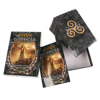 Carte per tarocchi Dark Goddess, NNM