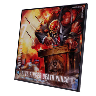 Pannello Five Finger Death Punch - Justice for None, NNM, Five Finger Death Punch
