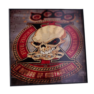 Pannello Five Finger Death Punch - Decade of Destruction, NNM, Five Finger Death Punch