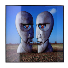 Pannello Pink Floyd - The Division Bell, NNM, Pink Floyd