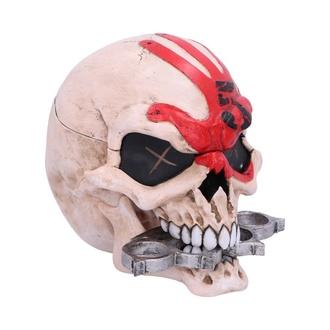Scatola Decorativa Five Finger Death Punch - Skull, NNM, Five Finger Death Punch