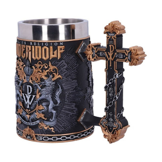 Boccale (tazza) Powerwolf - Metal is Religion, NNM, Powerwolf