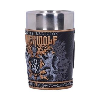 Bicchierino Powerwolf - Metal is Religion, NNM, Powerwolf