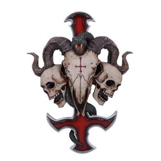 Decorazione da parete Croce Diavoli, NNM