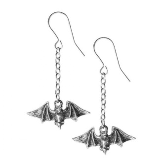 Orecchini ALCHEMY GOTHIC - Kiss The Night, ALCHEMY GOTHIC