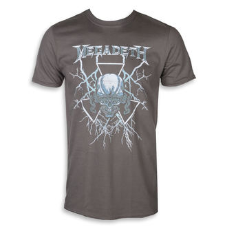 t-shirt metal uomo Megadeth - ELEC VIC - PLASTIC HEAD, PLASTIC HEAD, Megadeth