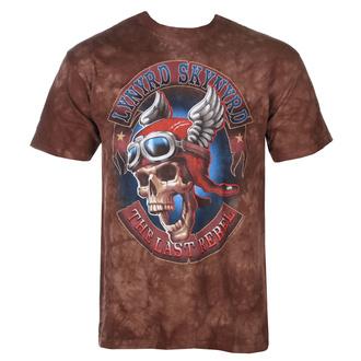 t-shirt metal uomo Lynyrd Skynyrd - SOUTH OF HEAVEN - LIQUID BLUE, LIQUID BLUE, Lynyrd Skynyrd