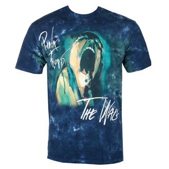 t-shirt metal uomo Pink Floyd - SCREAMING FACE - LIQUID BLUE, LIQUID BLUE, Pink Floyd