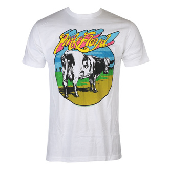 t-shirt metal uomo Pink Floyd - DISTANT BELLS - LIQUID BLUE, LIQUID BLUE, Pink Floyd
