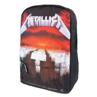 Zaino METALLICA - MASTER OF PUPPETS - CLASSICO, Metallica