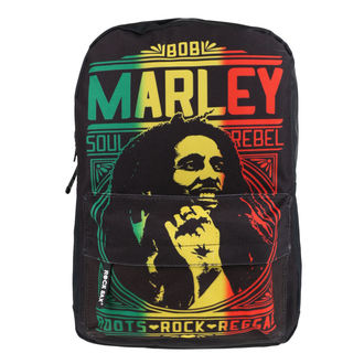 Zaino BOB MARLEY - ROOTS ROCK REGGAE - CLASSICO, NNM, Bob Marley