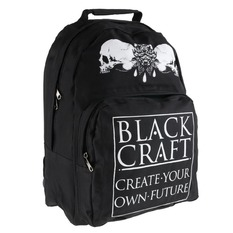Zaino BLACK CRAFT - Create Your Own Future, BLACK CRAFT