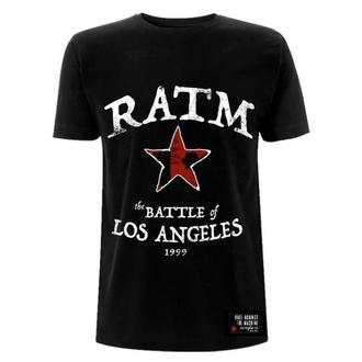 t-shirt metal uomo Rage against the machine - Battle Star - NNM, NNM, Rage against the machine