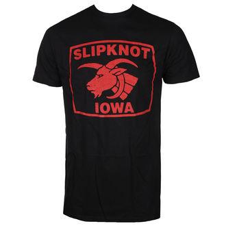 t-shirt metal uomo Slipknot - CREST BLK - BRAVADO, BRAVADO, Slipknot