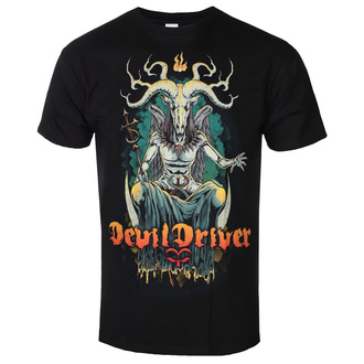 t-shirt metal uomo Devildriver - GOAT - PLASTIC HEAD, PLASTIC HEAD, Devildriver