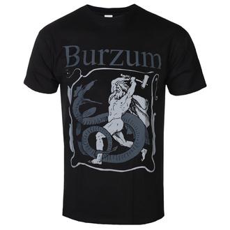 t-shirt metal uomo Burzum - SERPENT SLAYER - PLASTIC HEAD, PLASTIC HEAD, Burzum