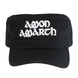 Cappello AMON AMARTH - LOGO - PLASTIC HEAD, PLASTIC HEAD, Amon Amarth